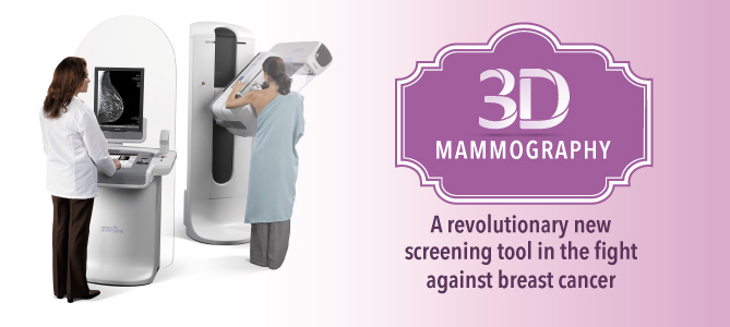 3D Mammography Now Available at our Samaritan Women's Imaging Center