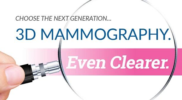 3D Mammography Even Clearer