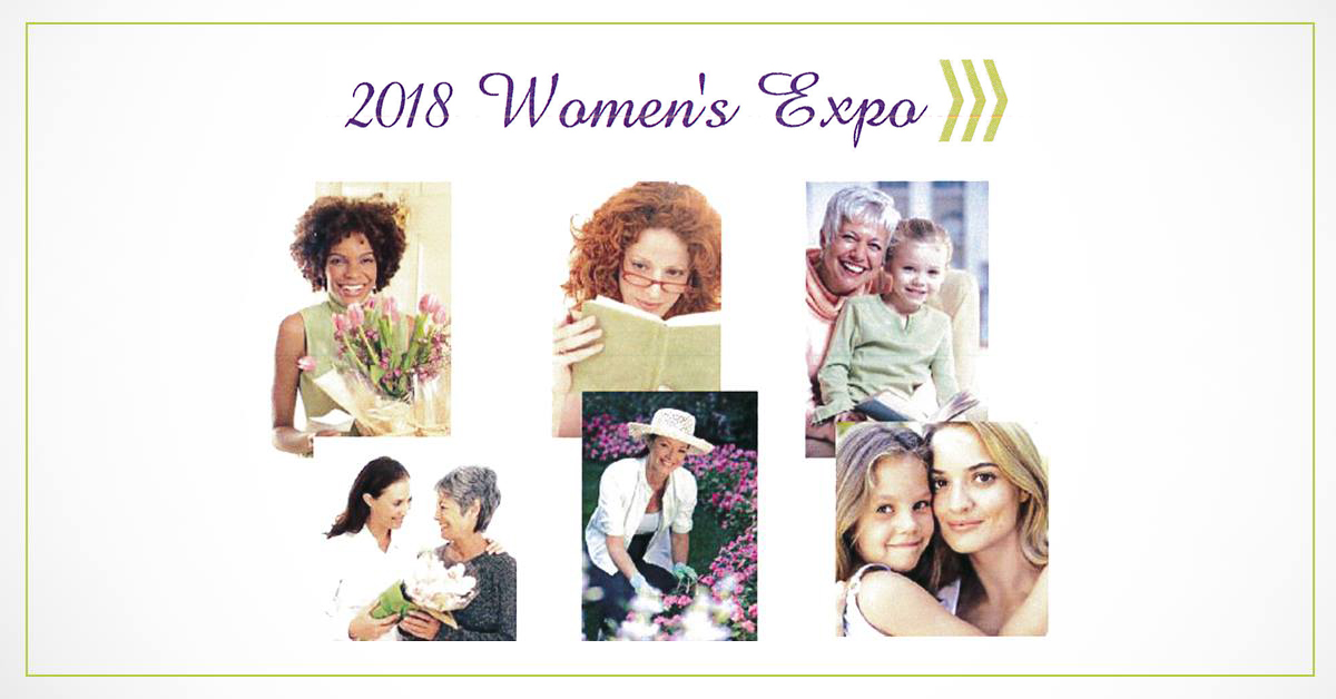 2018 Women's Expo in Victorville