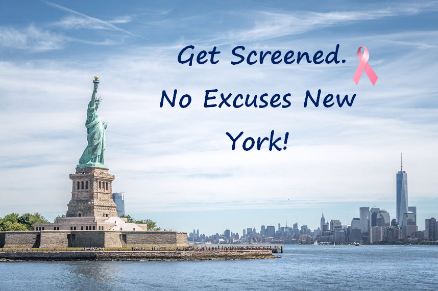 New York CIty 3D Mammography Breast Cancer Exam
