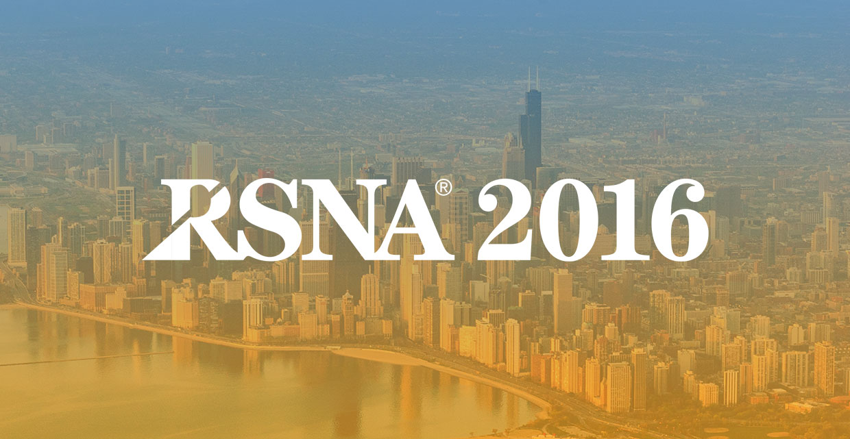 RSNA 2016 | RadNet | Leading Radiology Forward